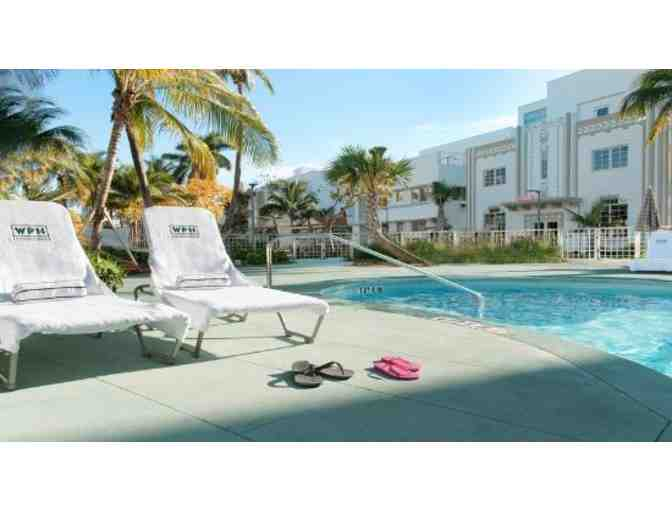 Washington Park Hotel- South Beach 3 day/2 night stay