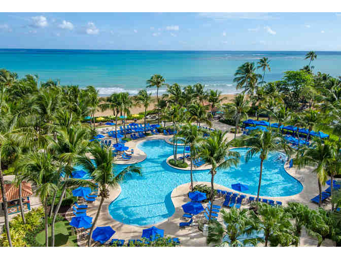 Wyndham Grand Rio Mar Beach Resort & Spa 3 day/2 night stay