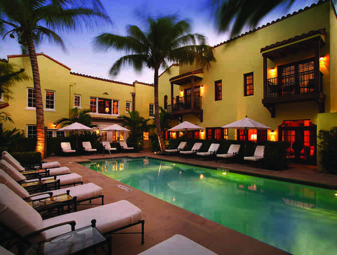 3 Day/2 Night Stay: Brazilian Court Palm Beach