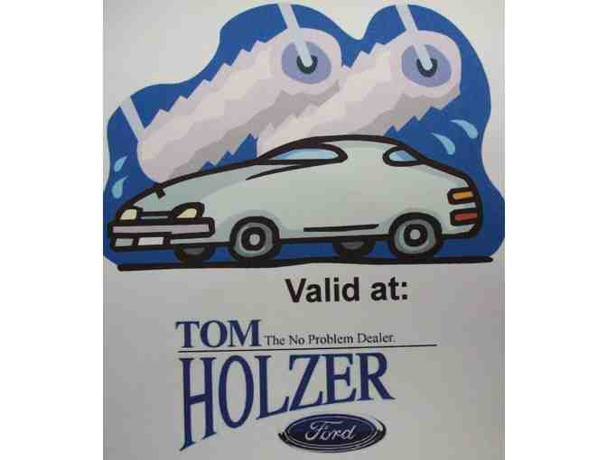 Auto Spa Package from Tom Holzer Ford