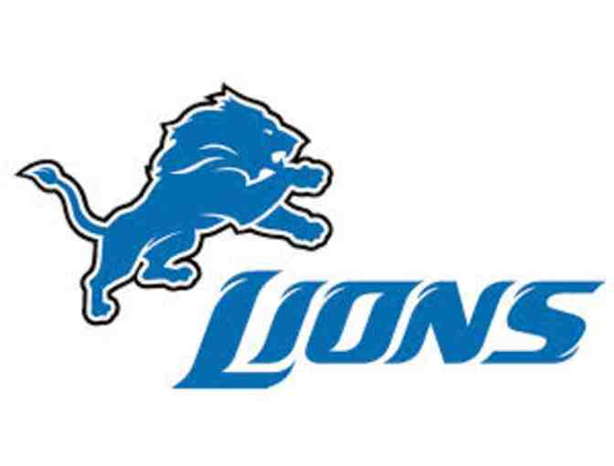 2 Tickets to the November 23, 2017 Detroit Lions vs. Minnesota Vikings