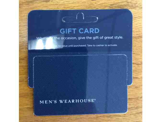 Men's Wearhouse $20 Gift Card - Photo 1