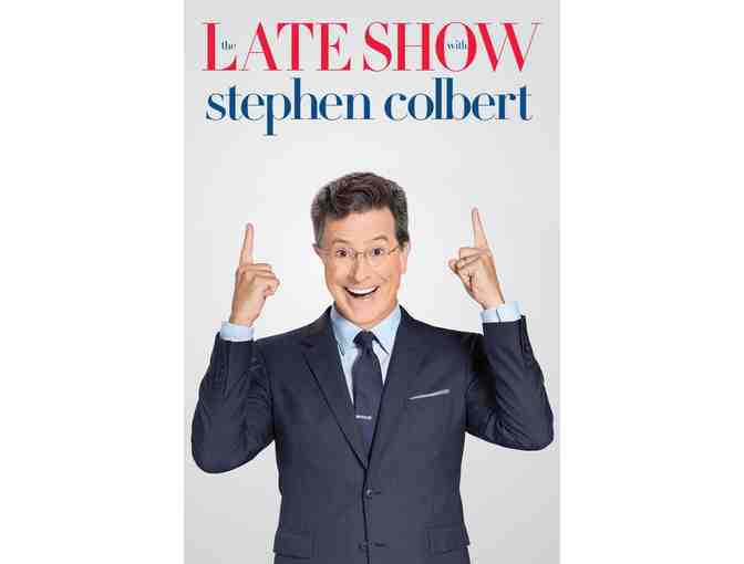 Late Show with Stephen Colbert - Two Tickets