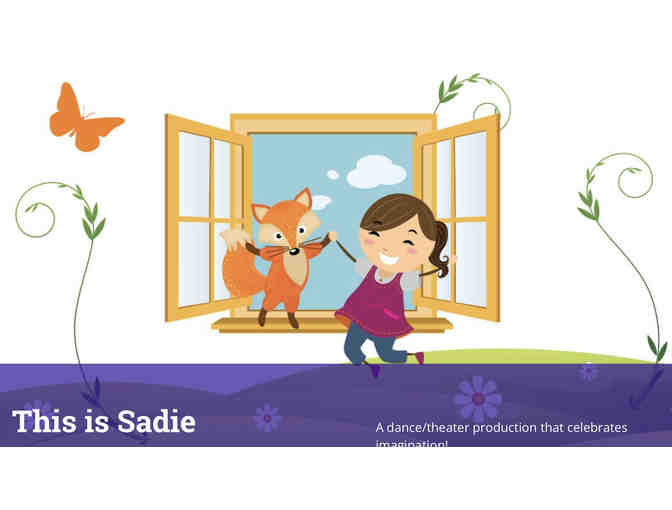 NYCCT's Production 'This is Sadie' - 4 Tickets