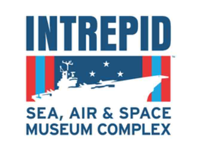 Intrepid Museum - Four VIP Tickets