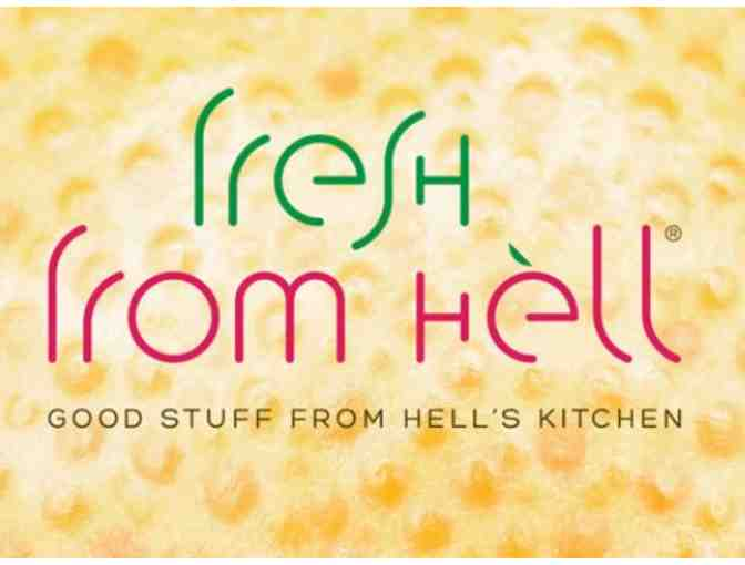 Fresh from Hell - $15 Gift Card