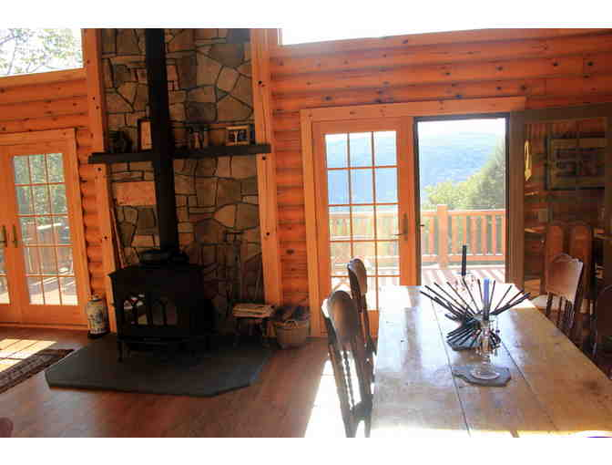 Catskill/Delaware River Log Cabin Getaway: MTW Families  and Alumni ONLY