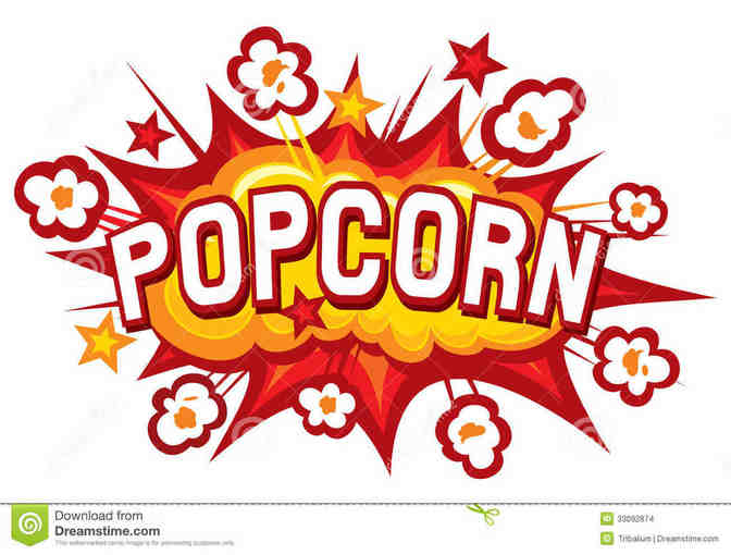 Popcorn Wednesday For Your Child's Whole Class!