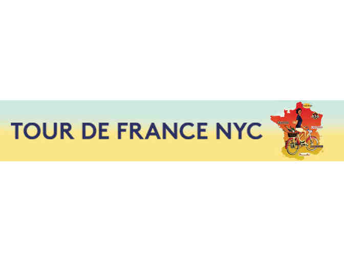 French Restaurants Gift card Tour de France