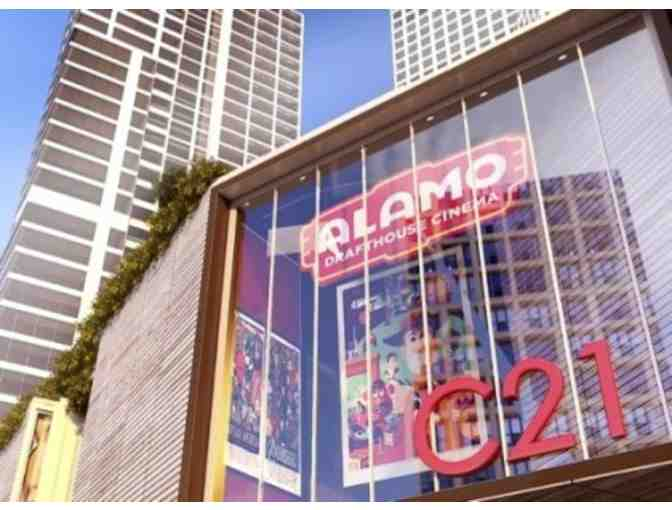 Date Night Package at Alamo Drafthouse City Point - 2 movie passes + $30 food vouchers