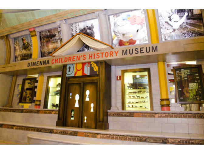 DiMenna Children's History Museum at the NY Historical Society: Family Pass