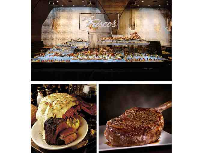 Del Frisco's Double Eagle Steak House - $400 Gift Certificate
