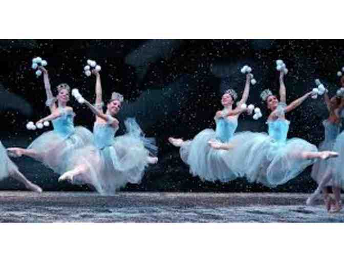 George Balanchines The Nutcracker, performed by the New York City Ballet
