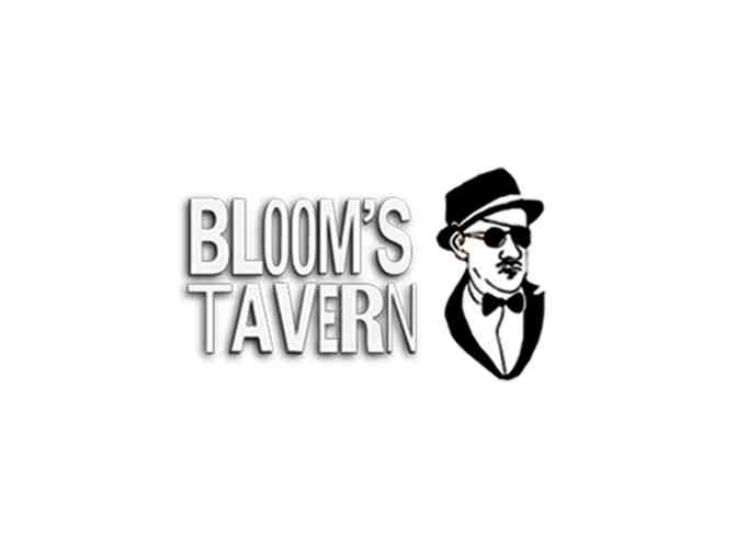 Bloom's Tavern - $100 Gift Certificate