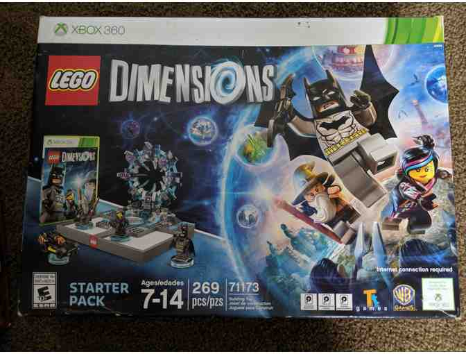 Lego Dimensions Starter Pack - Photo 1