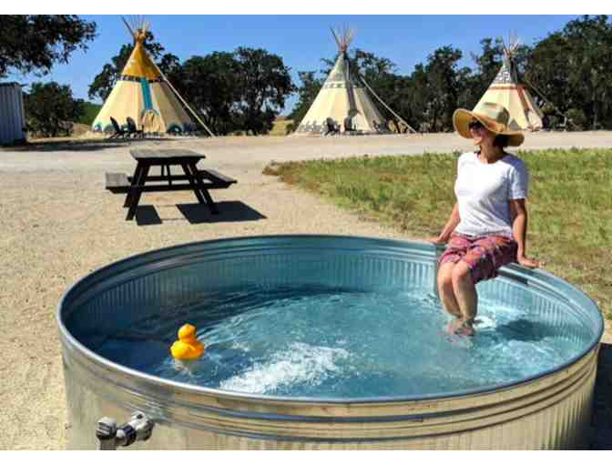 A Two Night Stay in a Glamping Teepee at Windwood Ranch in Beautiful Paso Robles - Photo 1