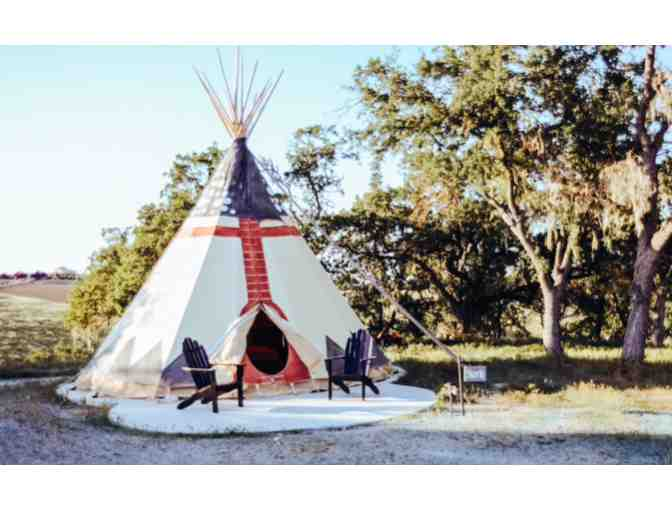 A Two Night Stay in a Glamping Teepee at Windwood Ranch in Beautiful Paso Robles - Photo 3