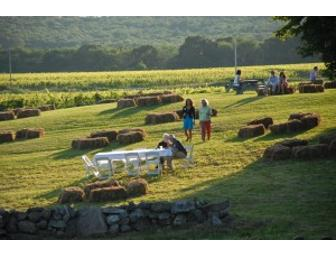 Private Tour and Wine Tasting for 10- Westport Rivers Vineyard and Winery- Westport, MA