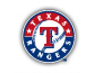 Take Me Out to a Rangers Ball Game!
