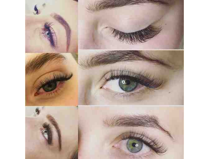 Full set of Eyelash Extensions - Get Lashed by Angie (Mandurah, Perth)