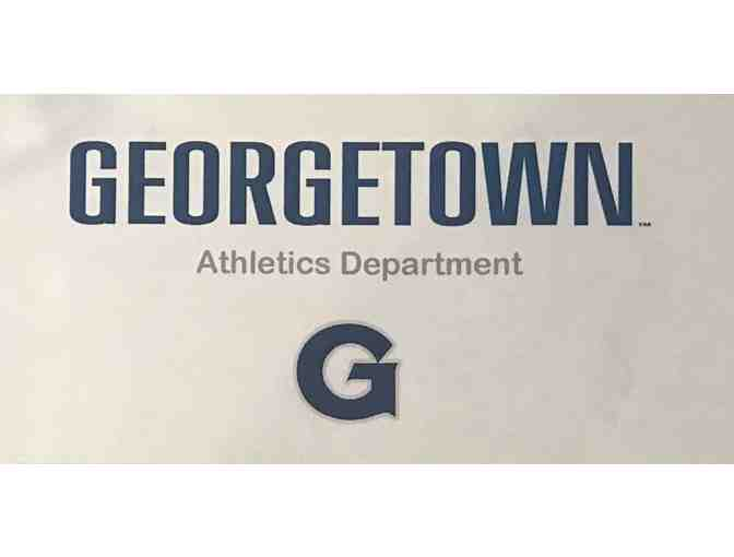 Georgetown Men's Basketball game at the Cap. One Arena (4 tickets) - Photo 3
