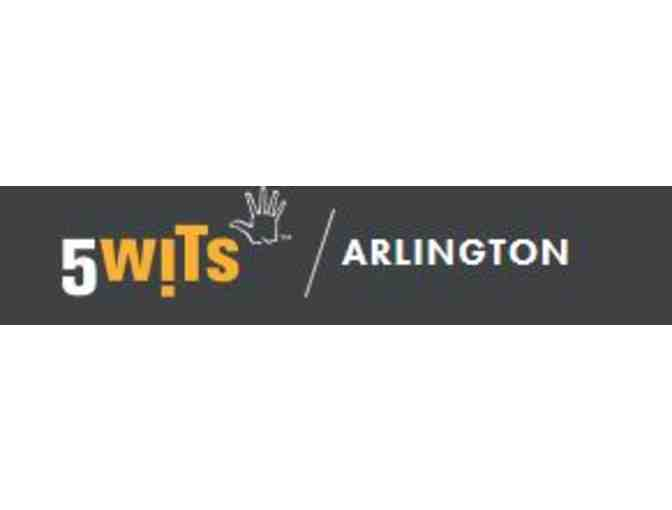 5 Wits Arlington VIP PASS for 2 #1 - Photo 1