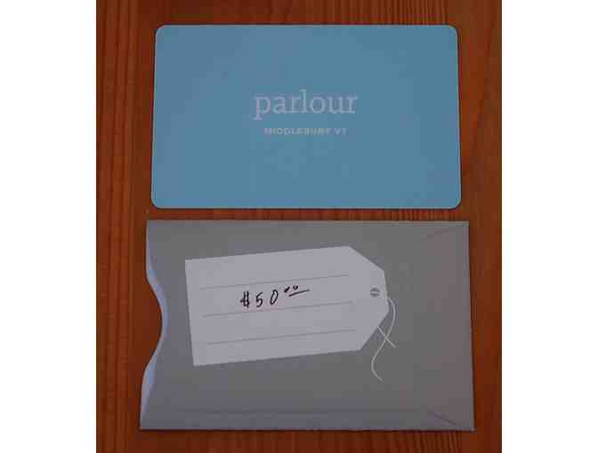 $50 Gift Certificate to Parlour - Photo 2