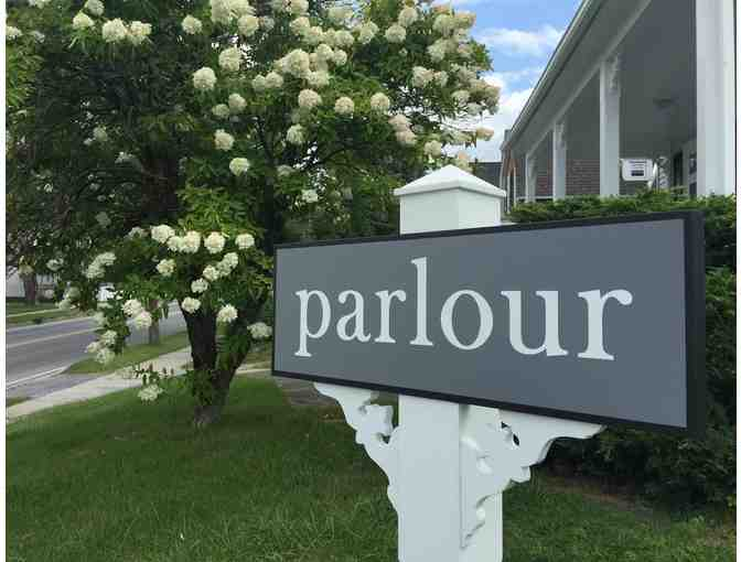 $50 Gift Certificate to Parlour - Photo 3