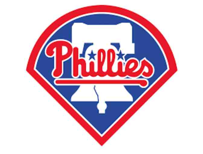 Four Philadelphia Phillies Tickets