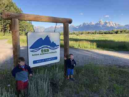 Teton Science School Package