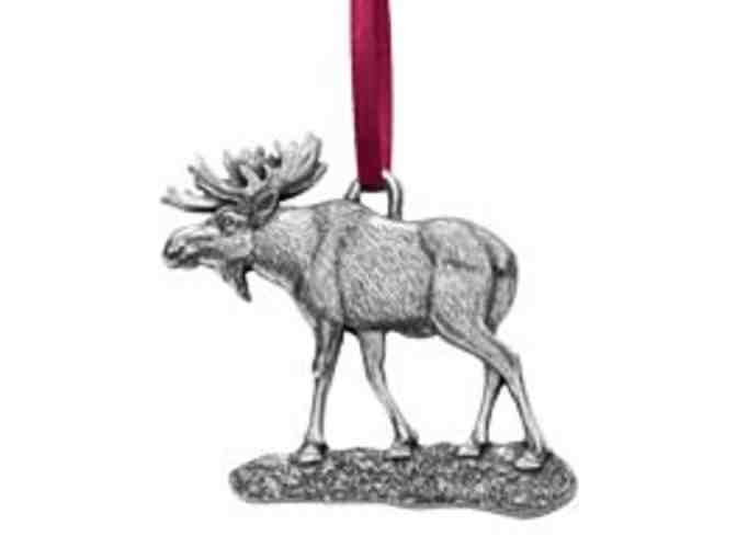 North Woods Ornament Collection by Danforth Pewter