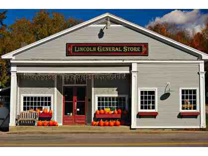 $100 Gift Certificate to the Lincoln General Store
