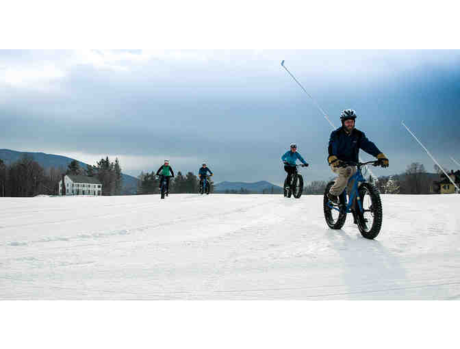 One Adult Season's Pass to Rikert Nordic Center