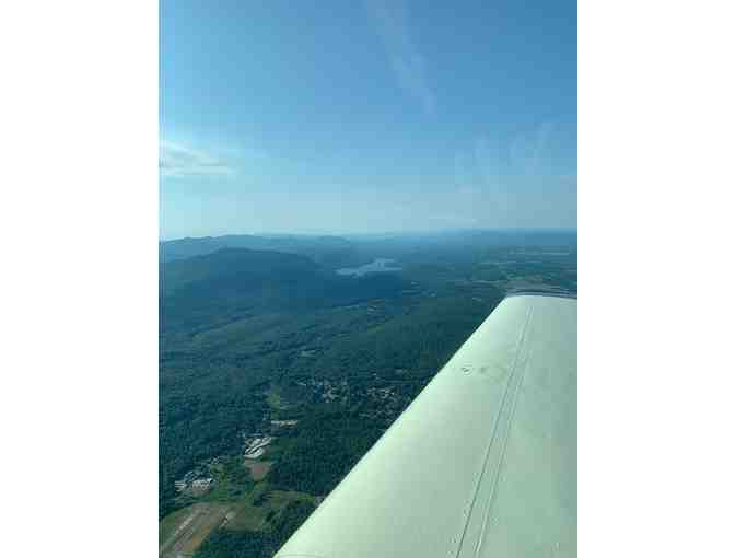 Local scenic flight see