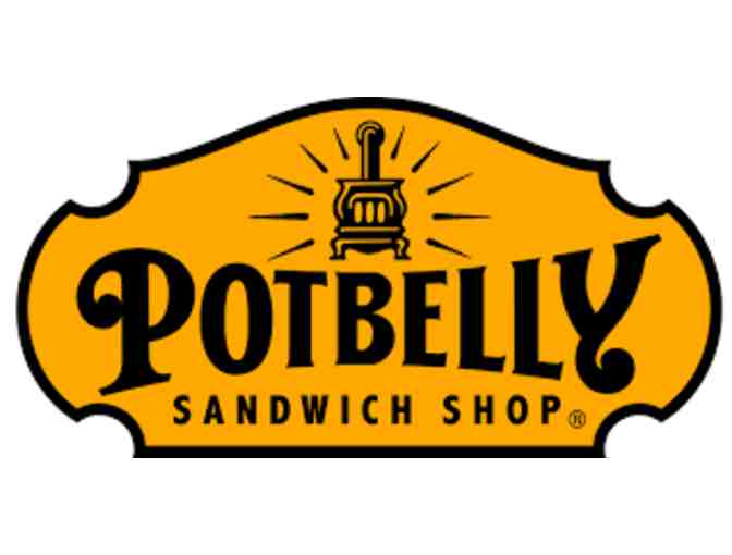 $15 Gift Card to Potbelly Sandwich Shop