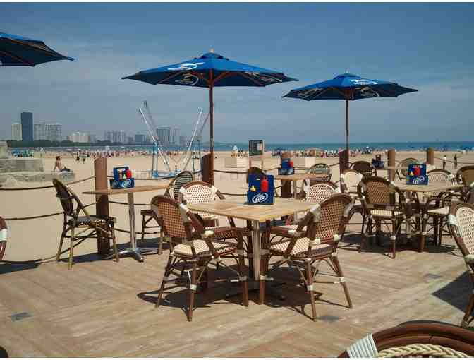 $200 Gift Certificate and table for 8 at The Dock at Montrose Beach