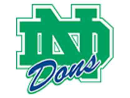 1 week of Summer Athletic Camp at Notre Dame College Prep!