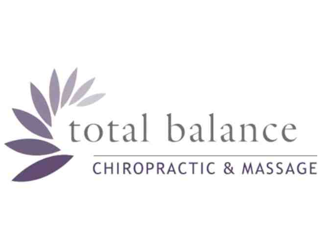Complete Chiropractic Consultation at Total Balance Chiropractic