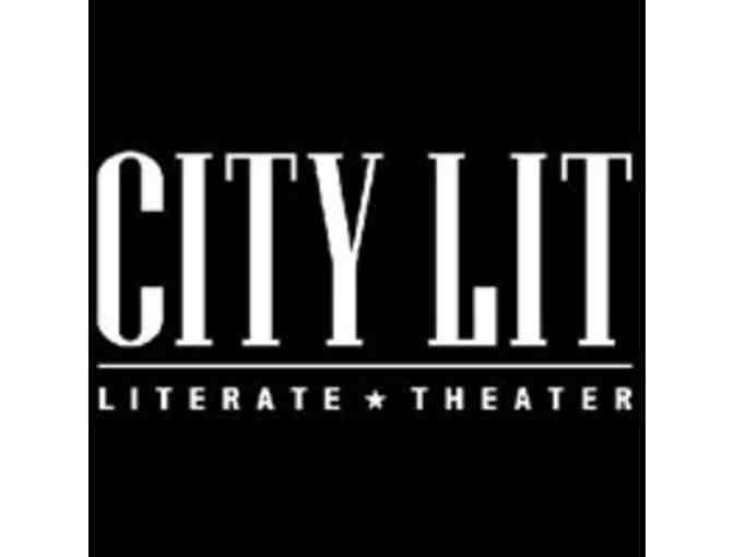 Two (2) Tickets to a Show at City Lit Theater