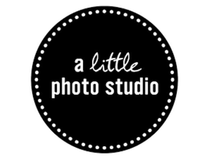 1 Hour Studio Session for at A Little Photo Studio!