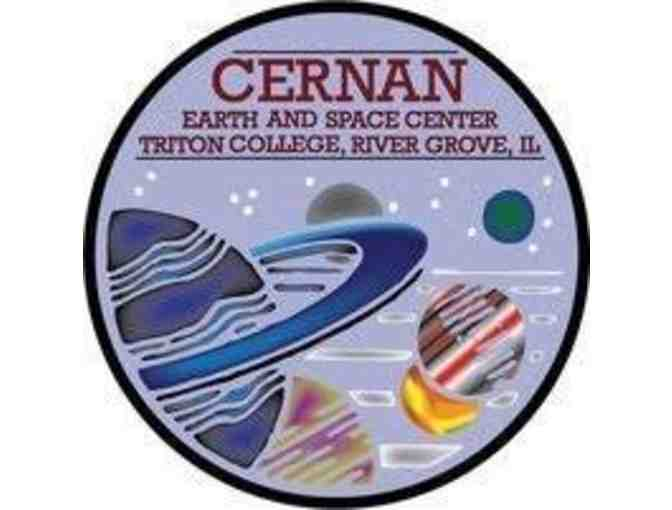 Admission for Four to the Cernan Earth and Space Center