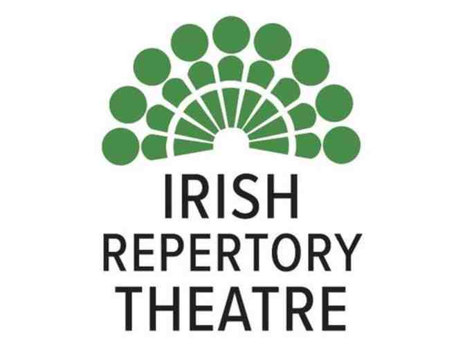 Two (2) tickets to the Irish Repertory Theatre, New York