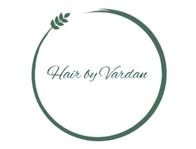 Gift Certificate to Hair by Vardan at Styles Salon