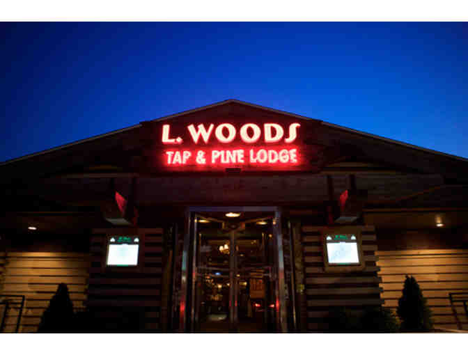 $100 Gift Certificate to L. Woods
