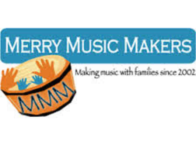 $100 Towards a Class or Summer Camp with Merry Music Makers