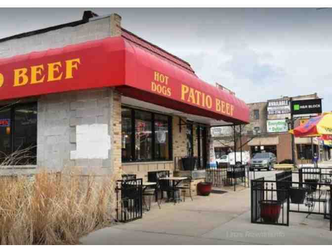 $25 Gift Card to Patio Beef