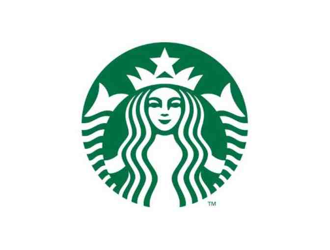 $20 Starbucks gift card