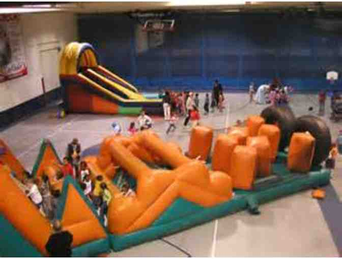 $50 off a birthday party at Windy City Fieldhouse
