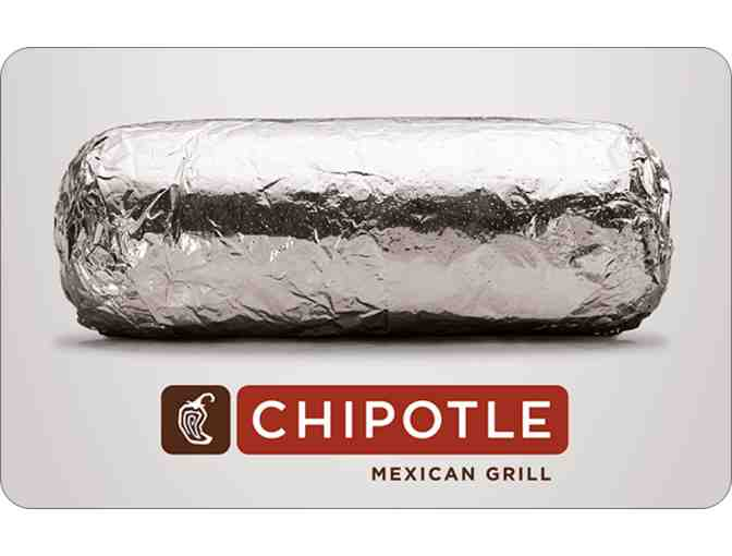 $20 to Spend at Chipotle!