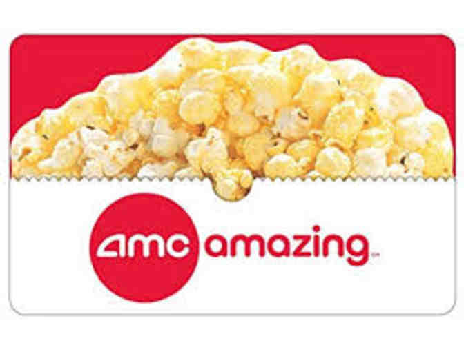 $25 Gift Card to AMC Movie Theaters